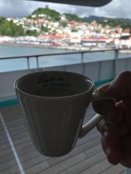 El mensaje oculto de las tazas de Café Moka.