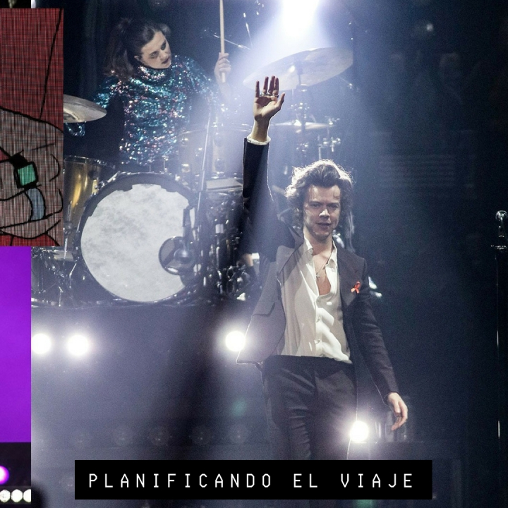 Harry Styles Live – Planificando elviaje
